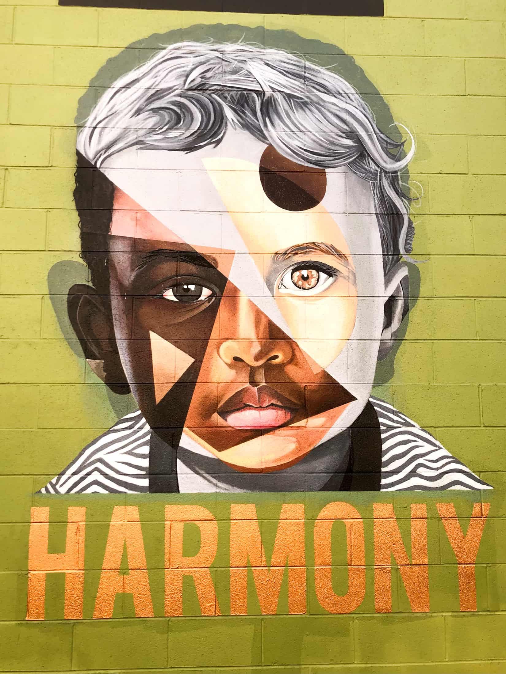 harmony mural germantown tennessee
