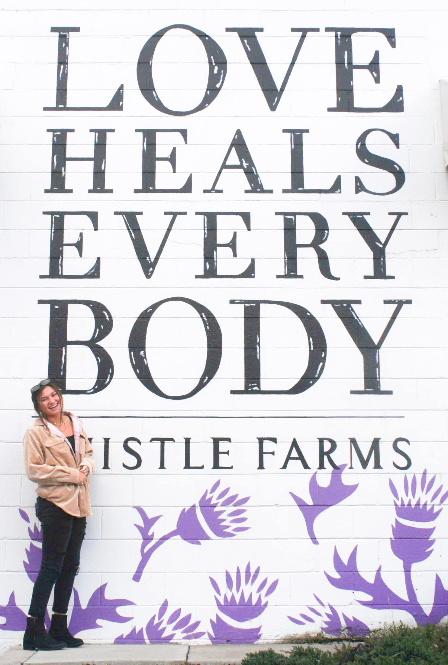 love heals every body