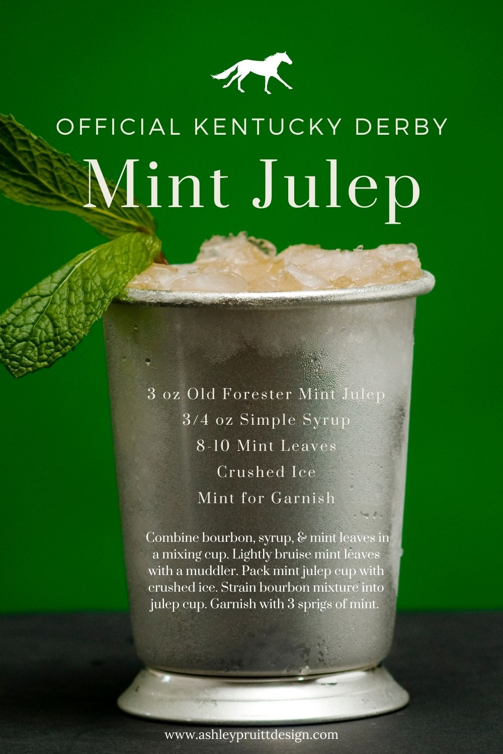The $2500 Kentucky Derby Mint Julep And How To Make Your Own
