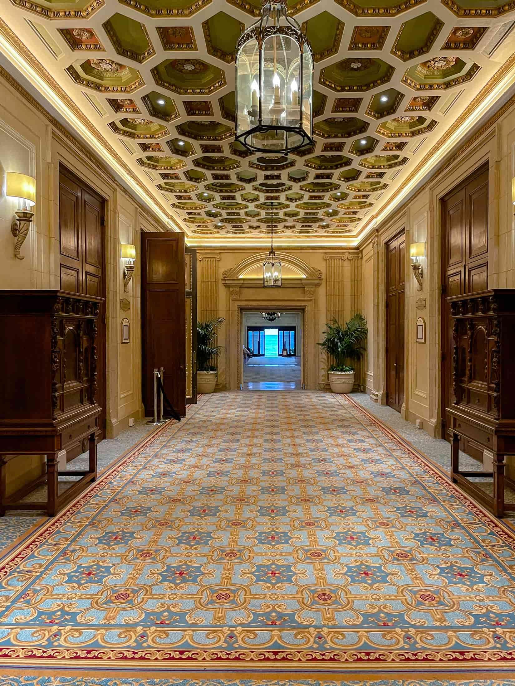 Breakers Hallway